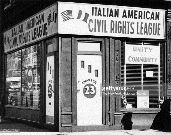 1960's Italian American Radicals vs. Black Panthers
