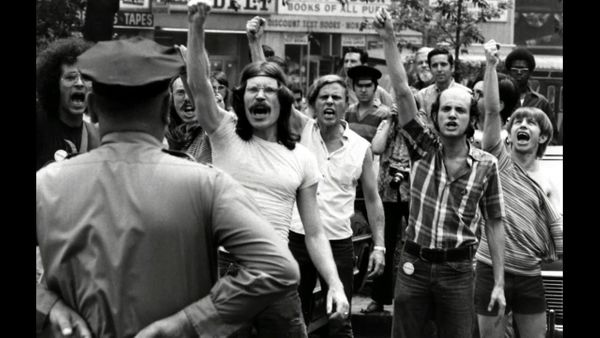 1969 Radical Gay Riot vs. Police Bigots